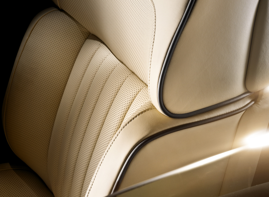 Volkswagen Phaeton Exclusive Interieur Detail